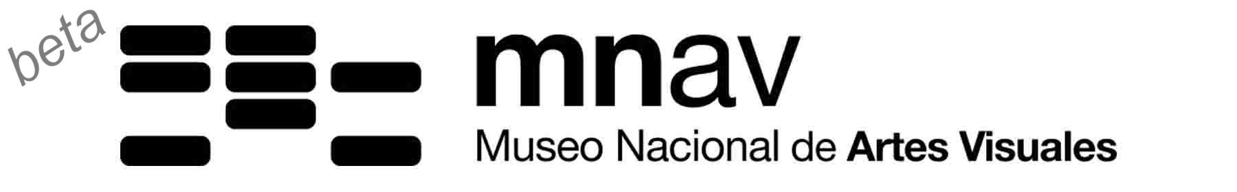Al inicio del Museo Nacional de Artes Visuales
